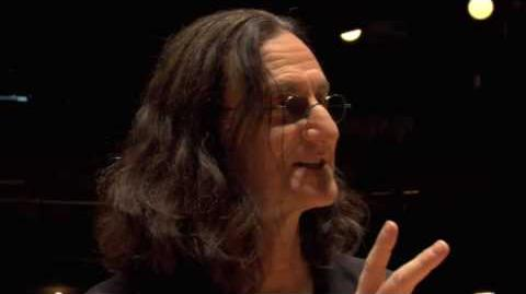 City Sonic Geddy Lee (Rush) at Massey Hall