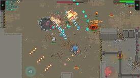 Laser Shotgun Gameplay