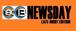 Newsday Late-Night Edition