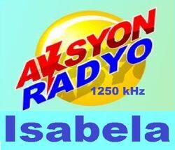 Aksyon Radyo 1250 Isabela