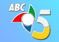 ABC 5 Logo ID (February 1992-March 1993)