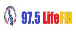 97.5 LifeFM Logo