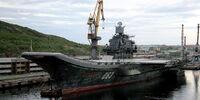 Admiral Flota Sovetskogo Soyuza Kuznetsov