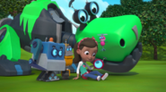 Rusty Rivets - Main Characters Cast in Rusty Rocks 4