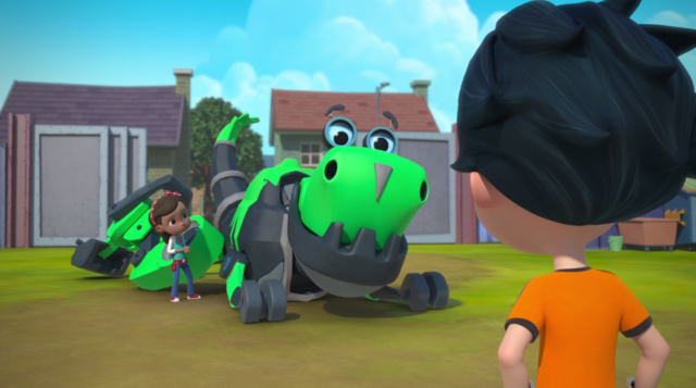 File:Rusty Rivets - Botasaur - Penguin Problem 1.png
