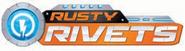 Rusty Rivets Spin Master Nickelodeon Nick Jr. Original Logo