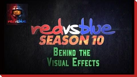 Behind the Scenes Visual Effects - Red vs