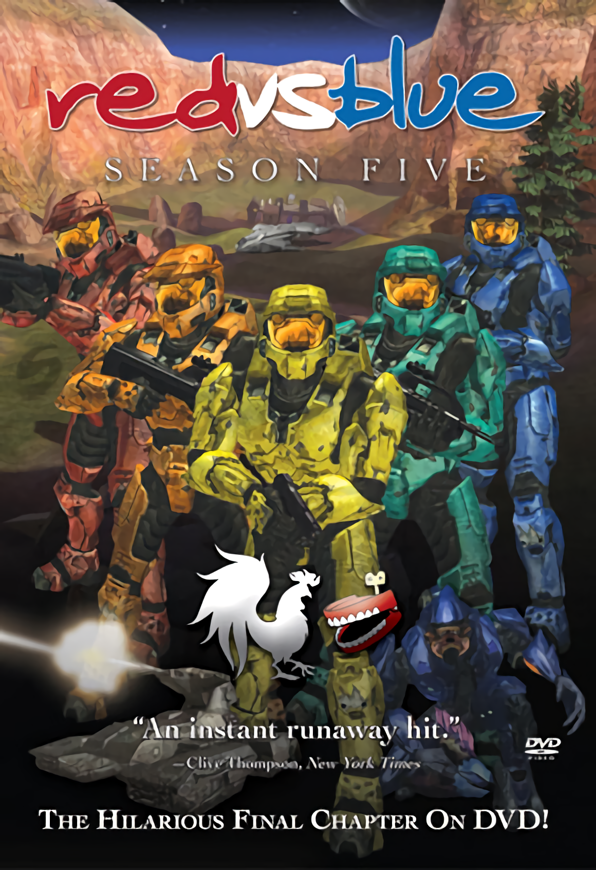 Blue: Season 5 | Red vs. Blue Wiki | FANDOM powered by Wikia