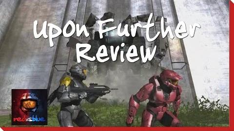 Upon Further Review – Chapter 3 – Red vs. Blue Season 8-0