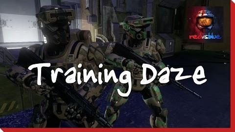 Training Daze - Episode 5 - Red vs