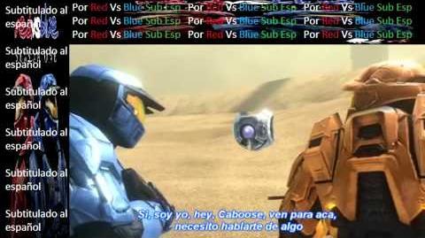 Red Vs Blue Revelation Episodio 6 (Subtitulado al español) (HD)