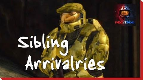 Sibling Arrivalries – Episode 81 – Red vs