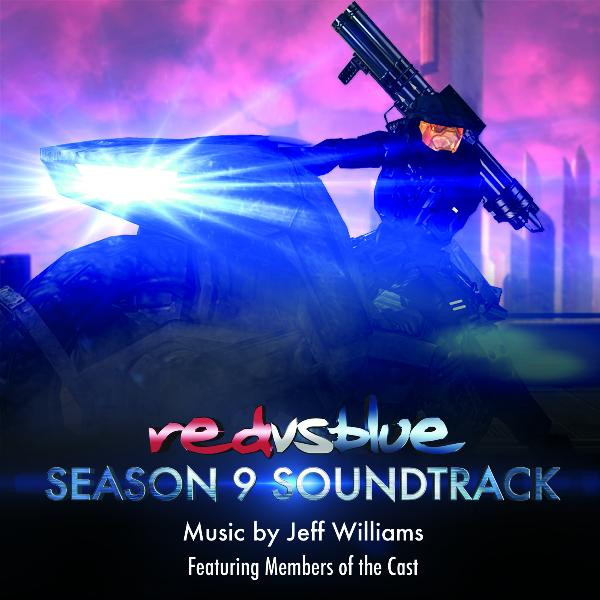 The Red vs. Blue: Season 9 Soundtrack contains music from Season 9 of Red vs. Blue. The music is composed by Jeff Williams and features members of the cast.