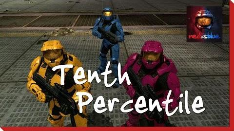 Tenth Percentile – Chapter 17 – Red vs. Blue Season 8