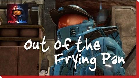 Out of the Frying Pan - Episode 16 - Red vs