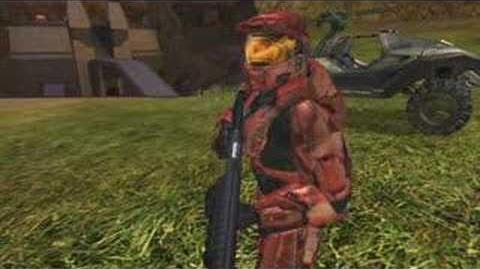 Red Vs Blue - Halo 3 Preparations - Part 1 - Upward Mobility