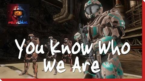 You Know Who We Are - Episode 19 - Red vs