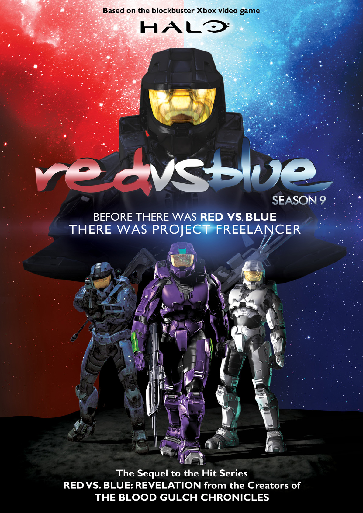 Blue: Season 9 | Red vs. Blue Wiki | FANDOM powered by Wikia