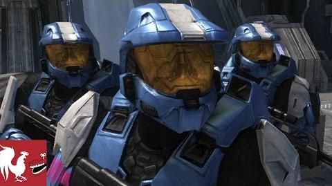 """The """"Mission"""" - Episode 22 - Red vs. Blue Season 14"""