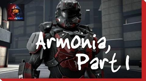 Armonia, Part One - Episode 15 - Red vs
