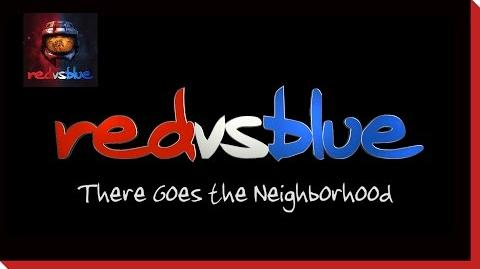 Reach Part Three There Goes the Neighborhood – Red vs. Blue Mini-Series