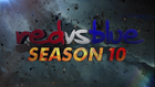Red vs Blue S10 Title card