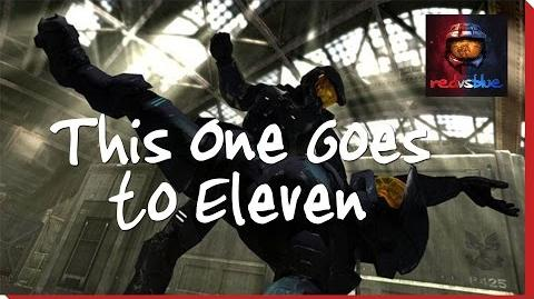 This One Goes to Eleven - Chapter 10 - Red vs