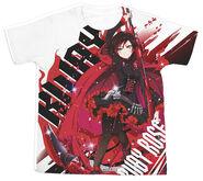 Rwby japan ruby shirt