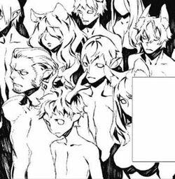 Manga 6, Faunus