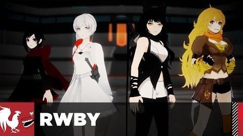 RWBY Volume 3- Opening Animation