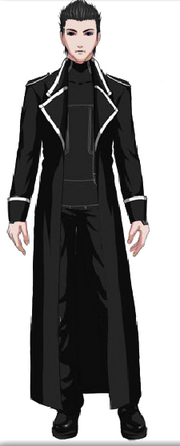 Commander Black