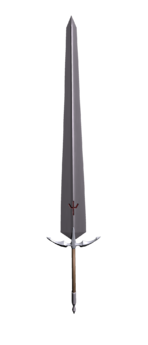 Claymore sword by Moonasha