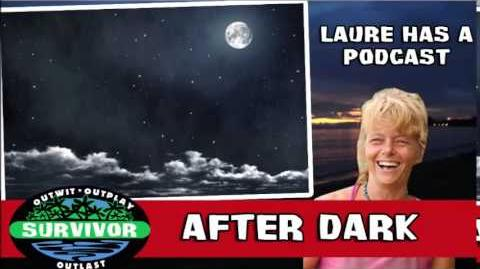 LHAP After Dark Laure goes to School!