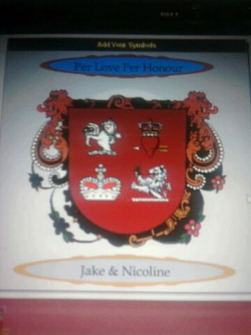 File:Royal Coat of Arms of Crown Prince Jake & Crown Princess Nicoline.jpg