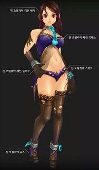 Jin Ophelia Set