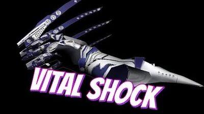 S4 League Vital Shock (OLD Vers) VS Vital Shock (New Vers)