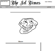 Lel times template 2