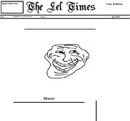 Lel times template