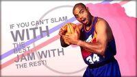 Jordan Stole The Precious Slam