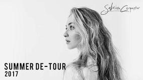 Sabrina Carpenter - The Summer De-Tour 2017