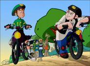 Boy Meets Bike (21)