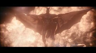 """Official Batman Arkham Knight Announce Trailer - """"Father to Son"""""""