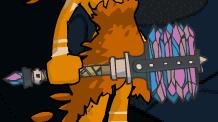 Strange Warhammer