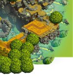 Map Whorled Fields Stone Cluster room 1 1 1
