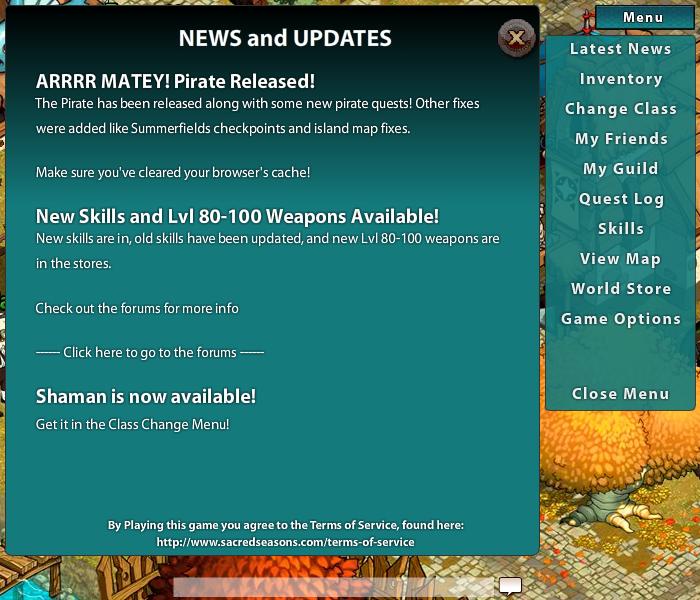 V0.933z menu