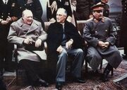 Allied powers at yalta