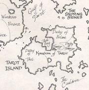 Tarot map 01