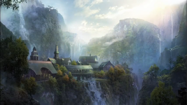 File:The Lord of the Rings War in the North - Concept Art of Rivendell.png
