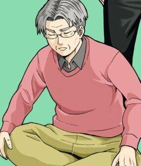 Saiki Kumagoro manga