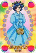 Ami Blue Dress Card